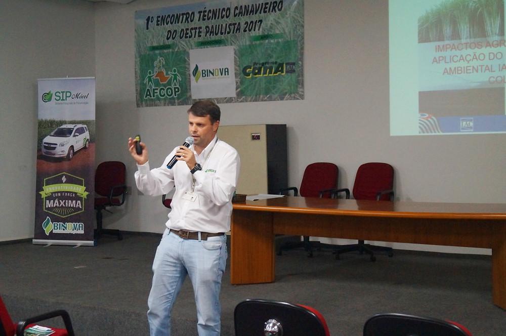 Eng. Agr. Daniel Nunes - IAC
