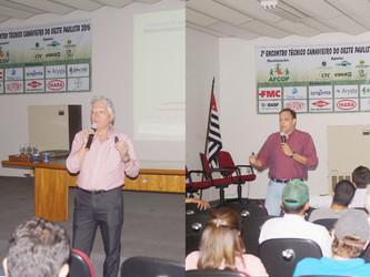 2º Encontro Técnico foi marcado por importantes dicas de Tadeu Coleti e visita do Gestor Executivo d
