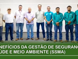 AFCOP apresenta para produtores de cana os benefícios da gestão de Segurança, Saúde e Meio Ambiente