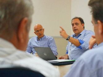 Reunião do Grupo Técnico Orplana