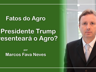 O Presidente Trump Presenteará o Agro?