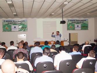 2º Encontro Técnico - Dr. André Vitti fala sobre utilização de carta de solo