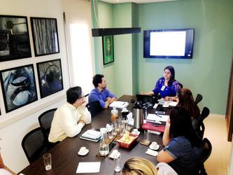 Grupos de Comunicação e Relacionamento se reúnem na sede da ORPLANA
