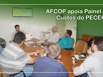 AFCOP apoia Painel de Custos do PECEGE