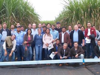 Associados ORPLANA participam de dia de campo em Itápolis-SP