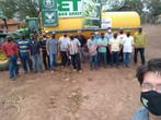 AFCOP mobiliza produtores para capacitação com curso de prevenção e combate à incêndio no campo.
