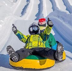 Chalet Condo à louer 4 saisons avec ski in / ski out - Glissade hiver