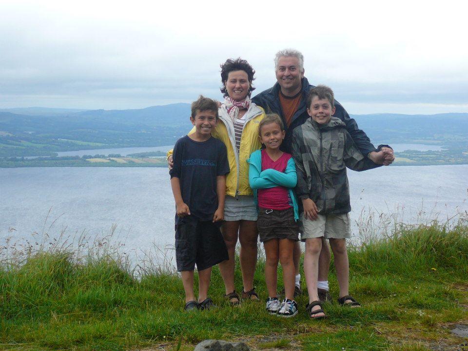 Famille Monarque - Vacances