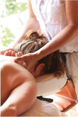 Spa relaxation massage thérapeutique