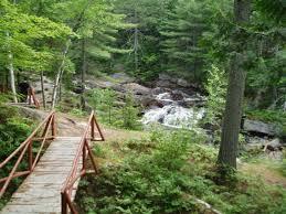 Sentier de randonnée pédestre