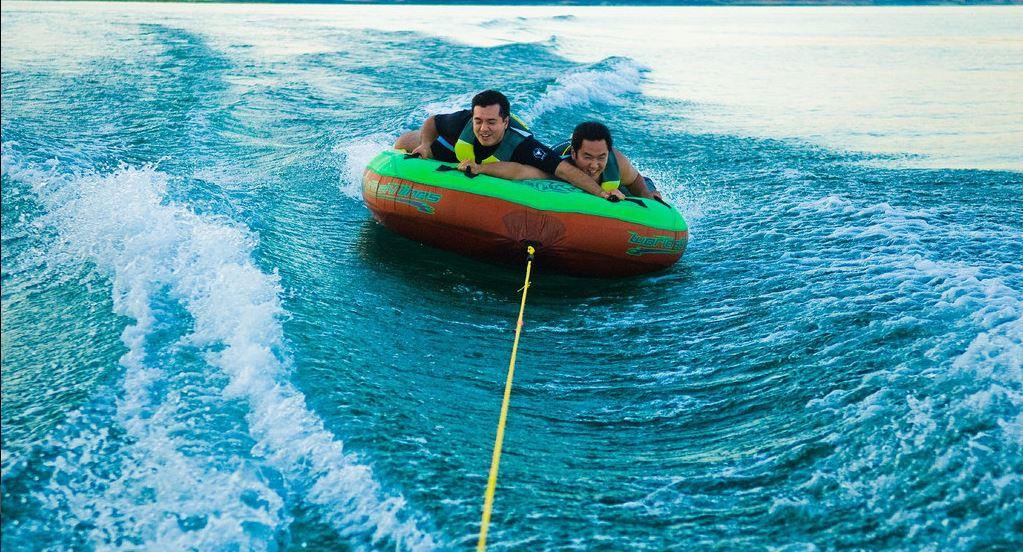 Activités nautiques - tube double