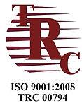 ISO 9001:2008 registered