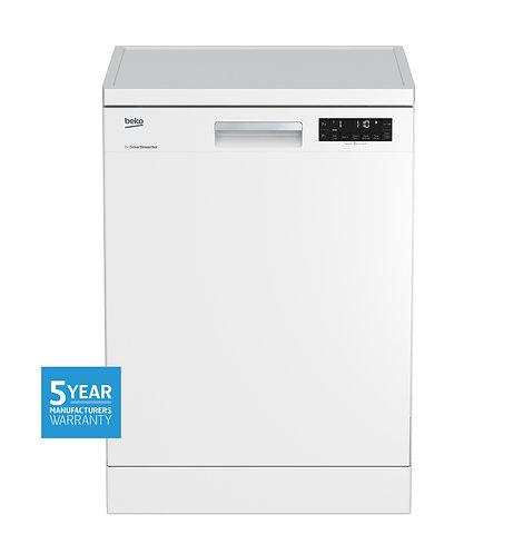 BEKO 16 Place Freestanding Dishwasher WHITE [5 Year Manufacturer Warranty]