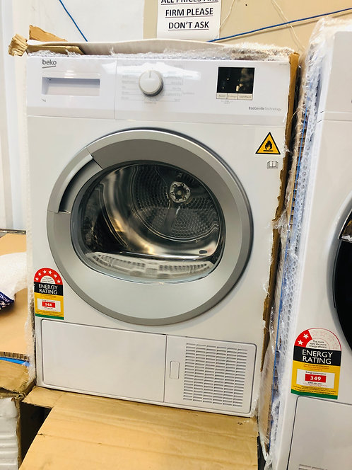 Brand NEW- BEKO 7Kg Heat Pump Dryer 6 STAR [2020](5 YEAR MANUFACTURERS WARRANTY)