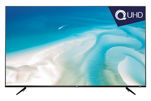TCL QUHD 55 inches P8M 4K Android Smart Apps Store Smart LED TV
