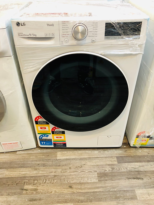 LG 9/5 AddWash Washer Dryer Combo with STEAM Wash Wifi [2020 Model]