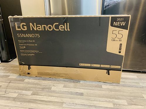 "LG 55"" 4K NANO75 Smart Wifi LED TV [2021 Model]"