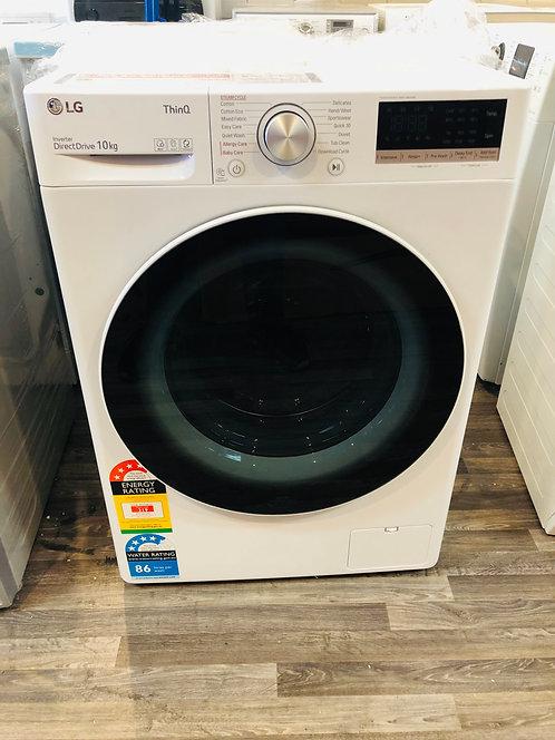 LG 10Kg AddWash Wifi Washing Machine STEAM Wash [2020]