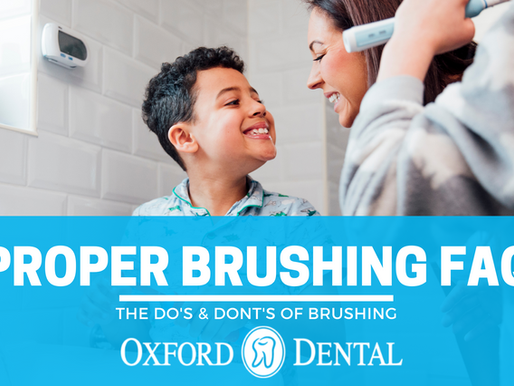 Proper Brushing Faq
