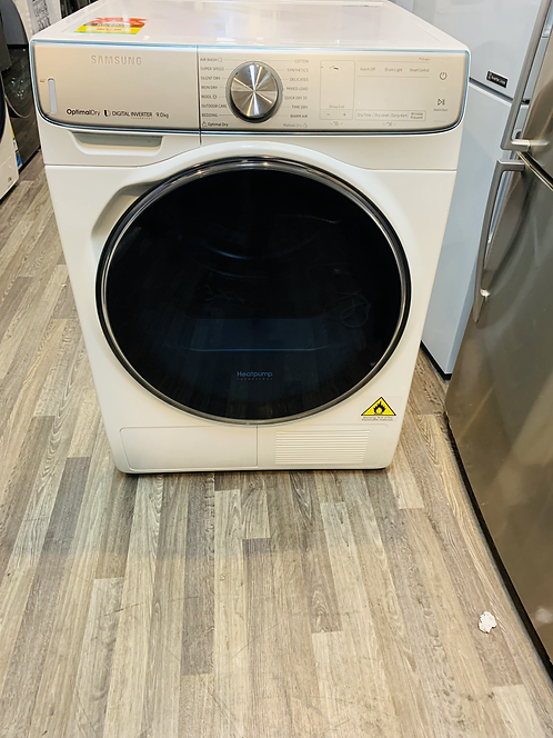 Samsung 9KG Heat Pump Dryer with Wifi and AirWash SILENT DRY [2020 Model]