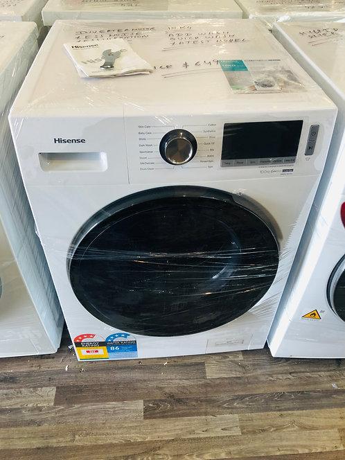 Hisense 10KG AddWash Front Loader Washing Machine