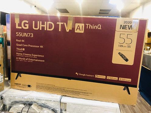"LG 55"" 4K UN7300 Smart Wifi LED TV 2020 Model"