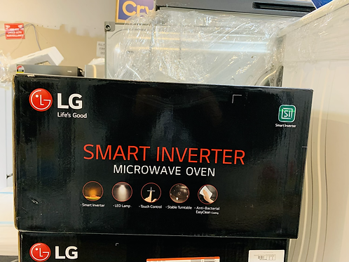 LG 23L Neo Chef Smart INVERTER Microwave BLACK [2021 Model]