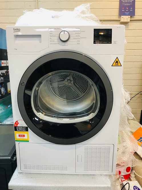 Beko 7Kg Sensor Condenser Dryer [2020 Model]