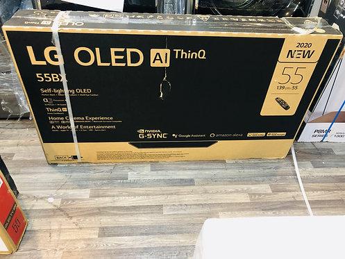 """LG OLED BX Essential Series 55"""" 4K UHD Self-Lit OLED TV [2020 Model]"""