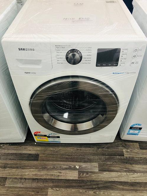 Samsung 7.5Kg Digital Inverter Washing Machine