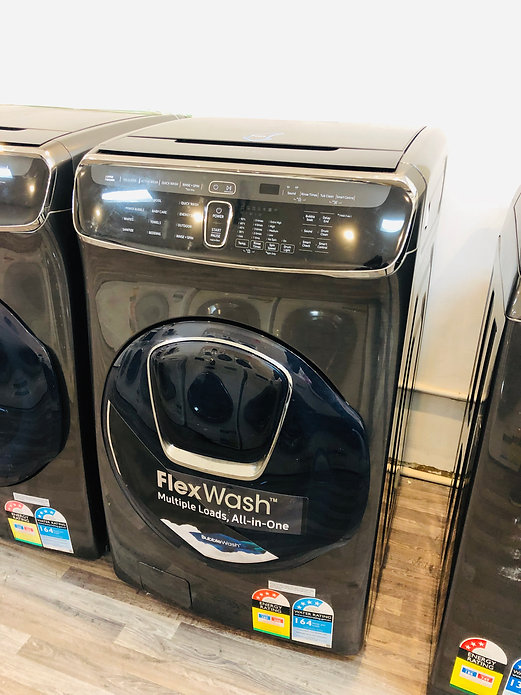 Samsung  18.5Kg FlexWash AddWash Washing Machine with Wifi