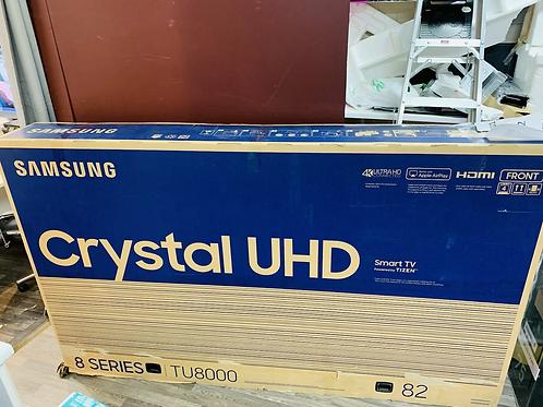 "Samsung 82"" 4K SERIES 8 TU800 Smart Wifi LED TV [2020 Model]"