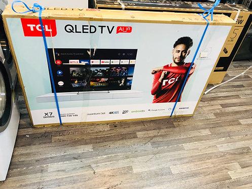 "TCL 65"" QLED C715 4K Quantum Dot Display Smat HDR Wifi TV [2020Model]"