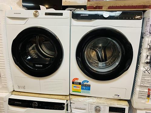 Samsung 8.5Kg Washer & 8Kg Heat Pump Dryer COMBO [2021 Model]