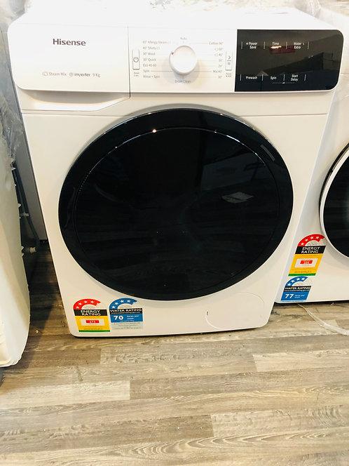 Hisense 9KG AddWash PureStream Washing Machine