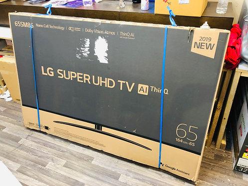 "LG 65"" NANO86 4K Smart Super Ultra HD LED TV"
