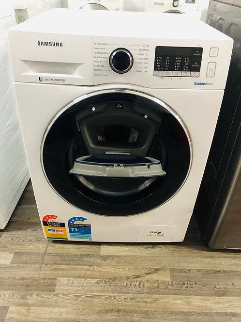 Samsung 8.5KG AddWash Front Loader Washing Machine with STEAM Wash [2020 Model]