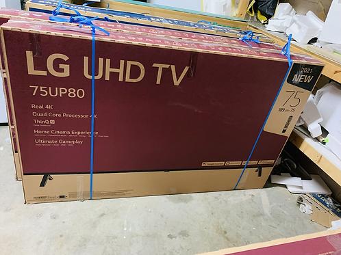 """LG 75"""" 4K UP8000 Smart Wifi LED TV [2021 Model]"""