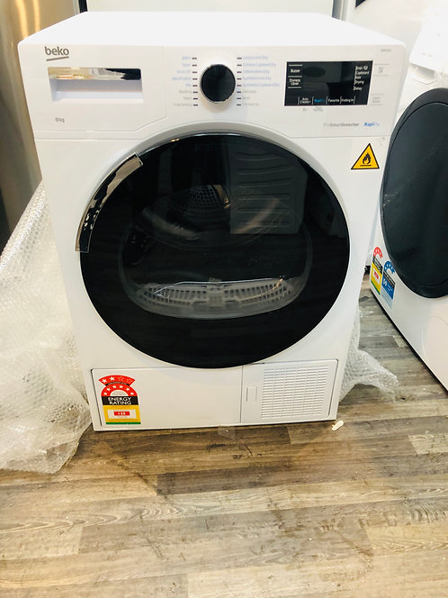 Beko 8Kg Hybrid Heat Pump Dryer 8 STAR Ratings [2020 Model]