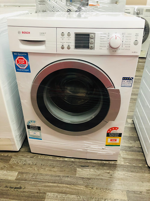"Bosch ""8"" KG Front Loader GERMAN MADE Washing Machine"