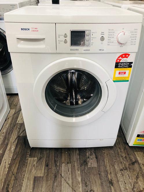 """Bosch """"7"""" KG Front Loader Washing Machine"""