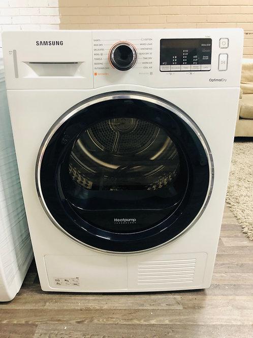 Samsung 8KG Heat Pump Dryer DV80M5010QW 7 STAR RATINGS