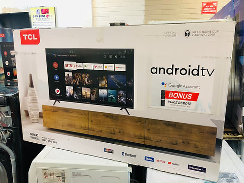 """TCL 40"""" Android Smart Youtube Netflix Wifi LED TV"""