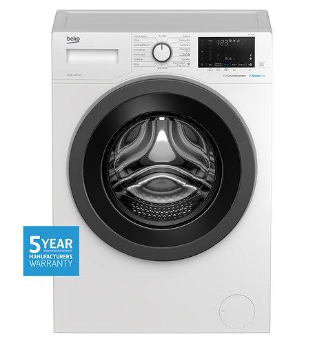 BEKO 7.5Kg AddWash SteamCureTM Washing Machine [5 Year Manufacturer Warranty]