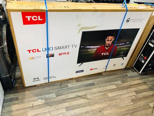 "TCL 65"" 4K HDR Smart Wifi Ultra HD LED TV"
