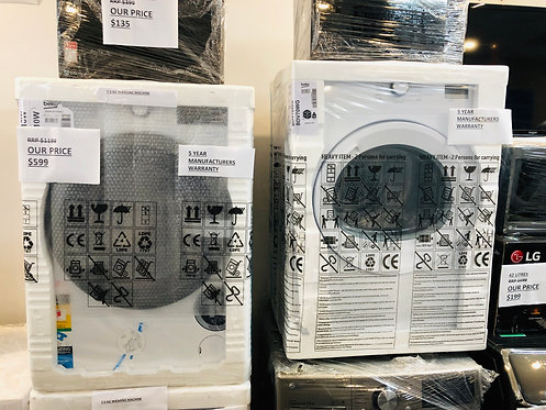 Beko 8.5Kg Washing Machine & 7Kg Dryer Combo [5 Year Manufactures Warranty]