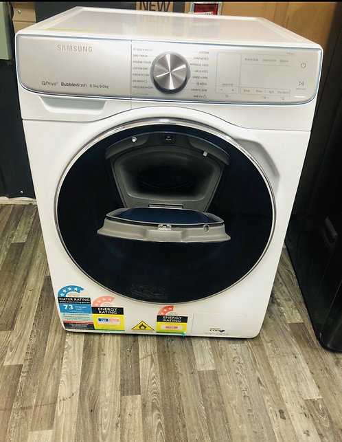 Samsung QDRIVE 8.5/6 AddWash Washer/Dryer COMBO with AirWash Wifi [2020 Model]