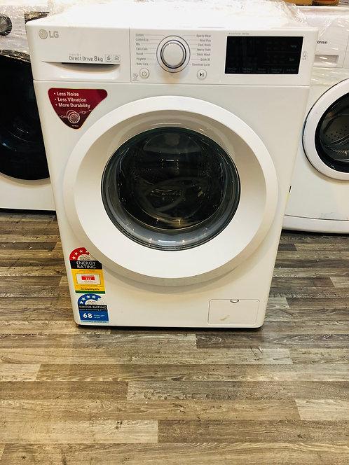 LG 7.5KG Direct Drive INVERTER AddWash Front Loader Washing Machine