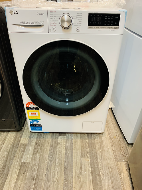 LG 9Kg Direct Drive AddWash STEAM Wash Washing Machine with Wifi [2021 Model]