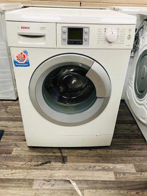 """Bosch Logixx """"8"""" KG Front Loader GERMAN MADE Washing Machine"""